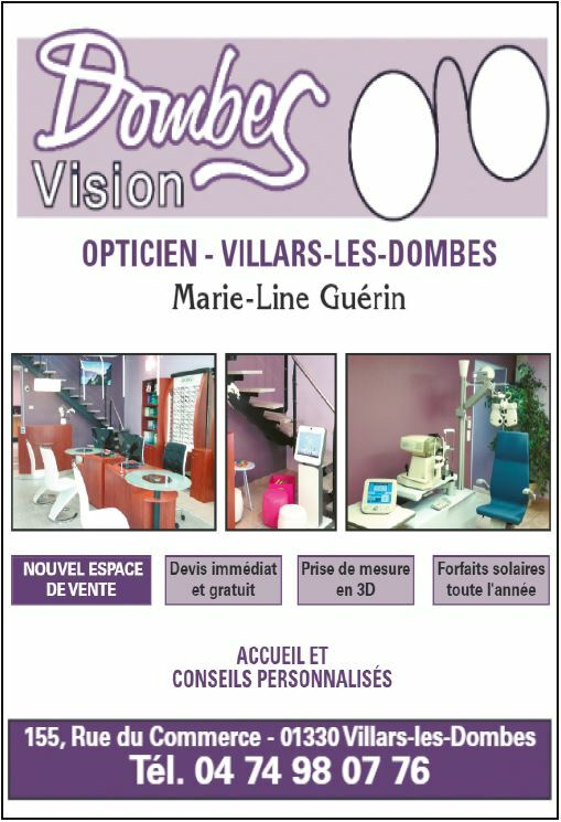 DOMBES VISION